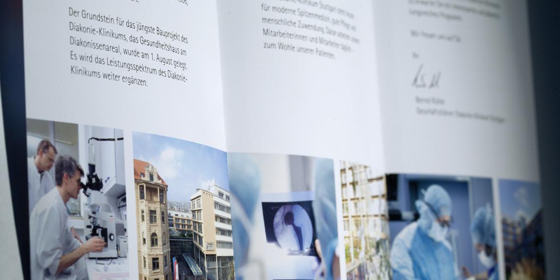 Diakonie Klinikum - Imagewerbung