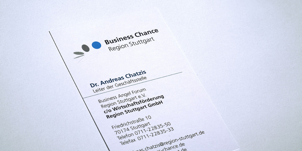 Business Chance - Visitenkarte