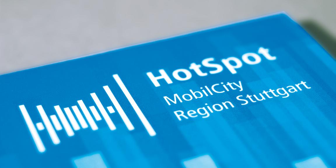 HotSpot - Faltblätter
