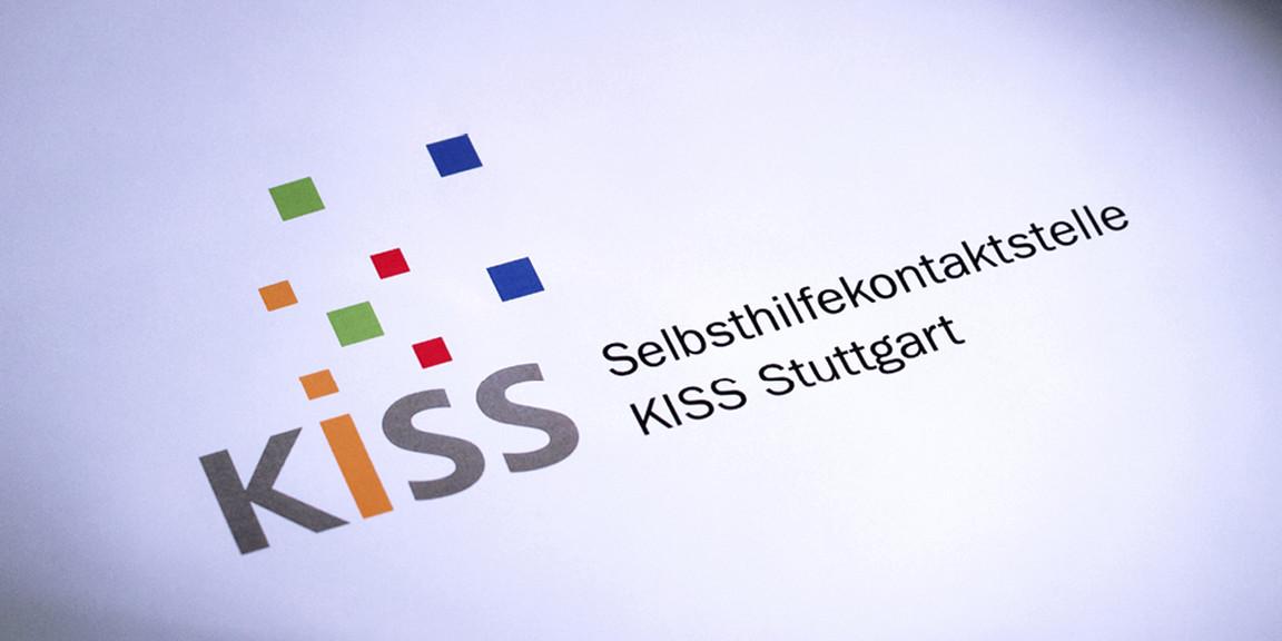 KISS - Wort-Bild-Marke