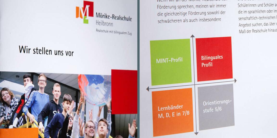 Moerike-Realschule Heilbronn - Infobroschüren