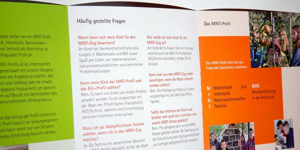 Moerike-Realschule Heilbronn - Falblaetter