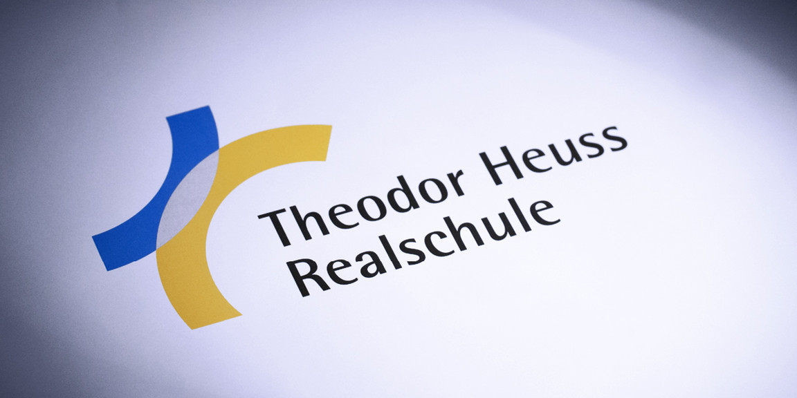 Theodor Heuss Realschule - Schullogo, Fotografie, Konzeption, Film