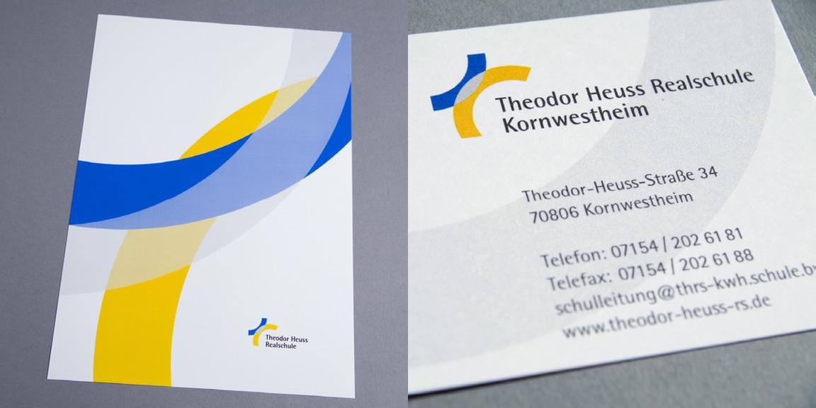 Theodor Heuss Realschule - Visitenkarte