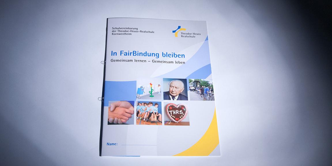 Theodor Heuss Realschule - Schulvereinbarung