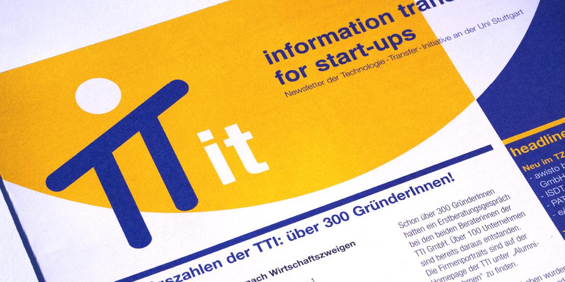 TTI - Faltblätter