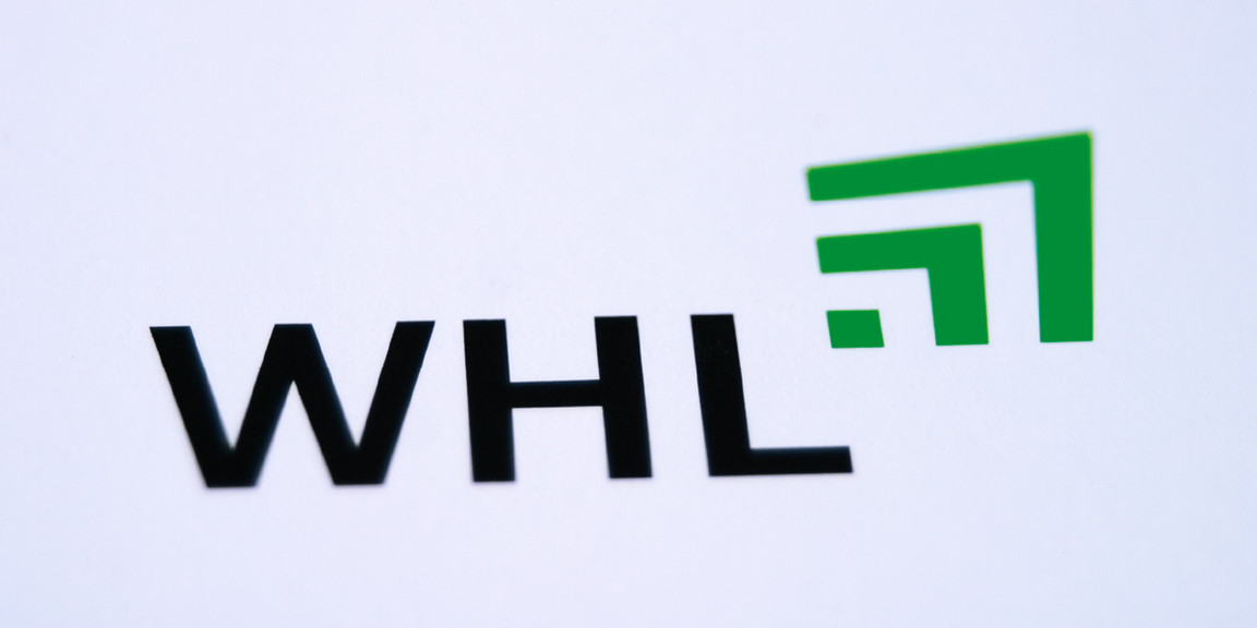WHL - Entwicklung, Quadrat, Pfeil
