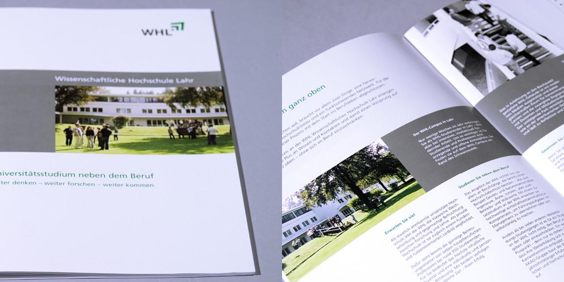 WHL - Corporate Design