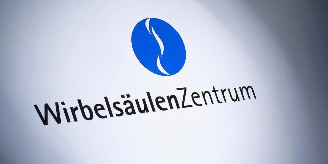 Wirbelsäulen-Zentrum - Wort-Bild-Marke