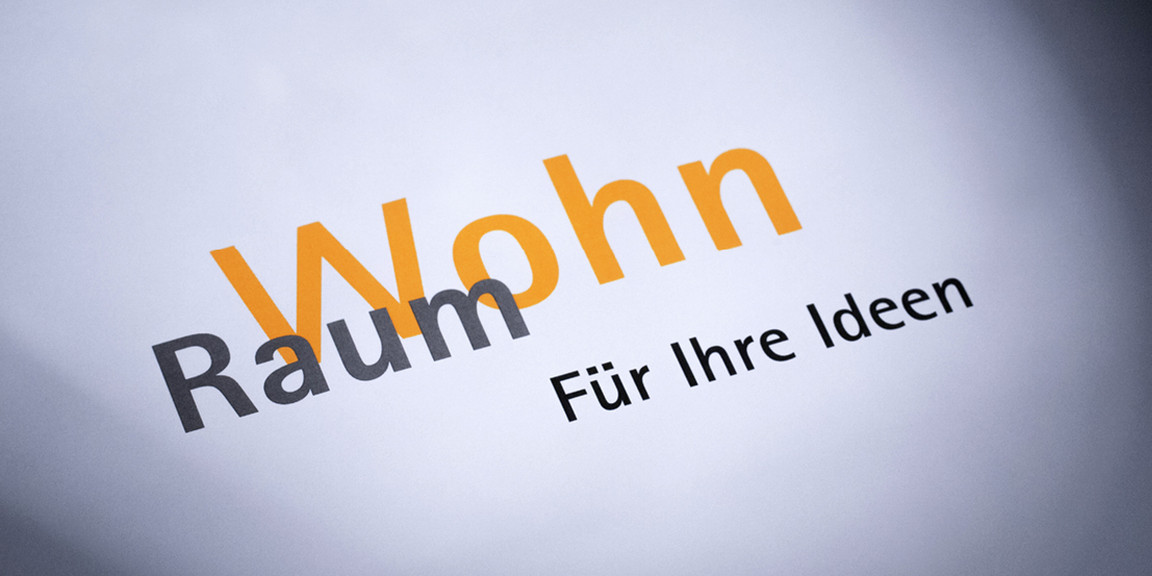 WohnRaum - Wortmarke
