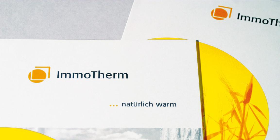ImmoTherm - Imagefolder, Wärmekonzepte