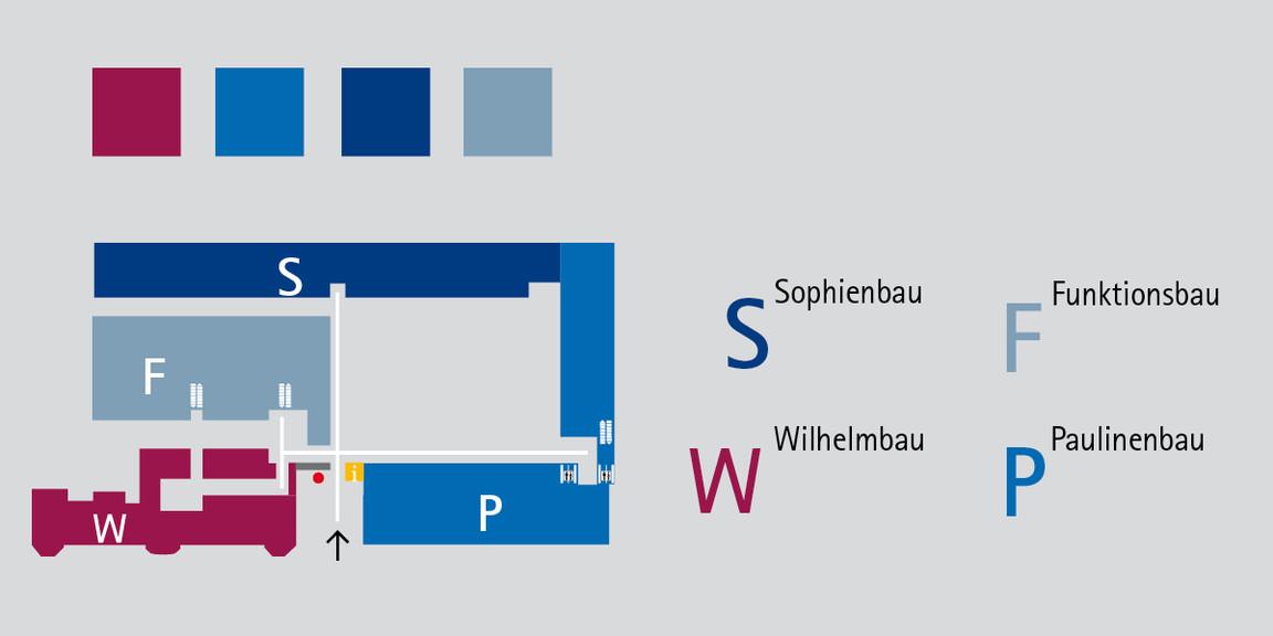 Orientierungssystem - Diakonie - Klinikum - 02