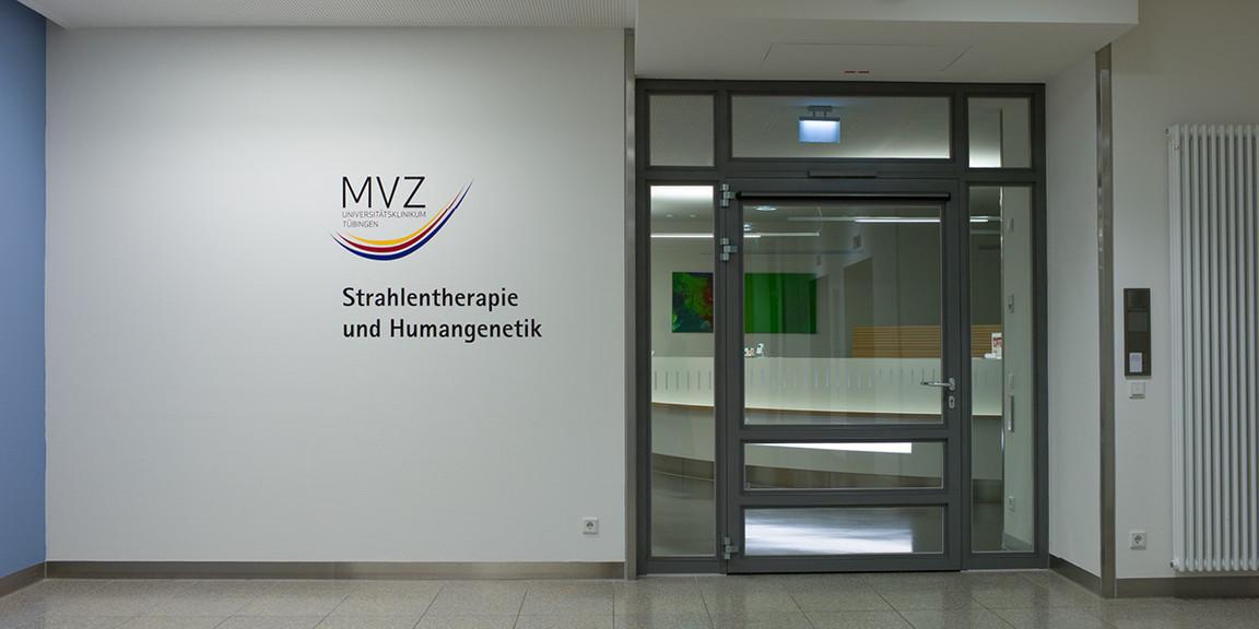 Orientierungssystem - Strahlentherapie