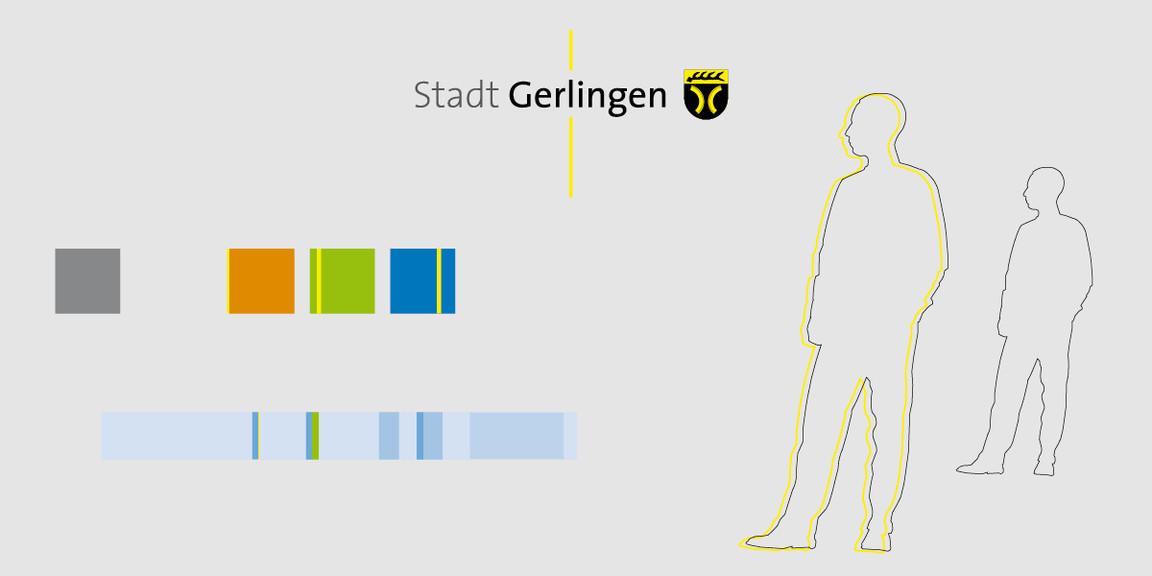 Leitsystem - Stadt - Gerlingen - Tiefgarage - 01