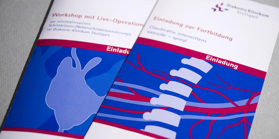 Diakonie Klinikum - reduzierte Darstellung von Organen