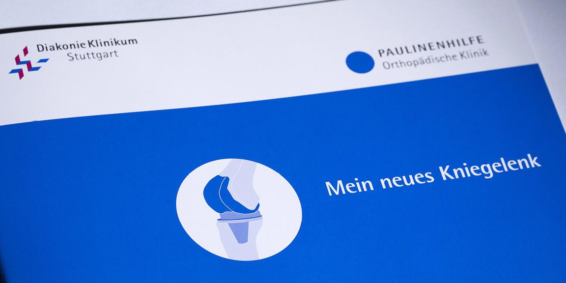 Diakonie Klinikum - Informationsbroschüre
