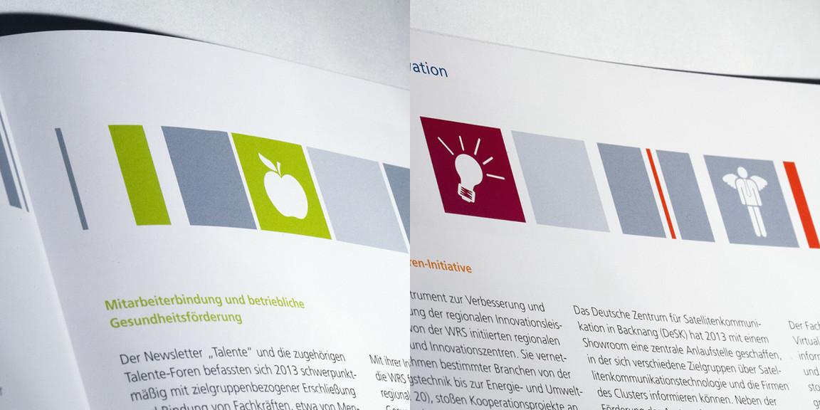 Wirtschaftsförderung Region Stuttgart - Broschüren
