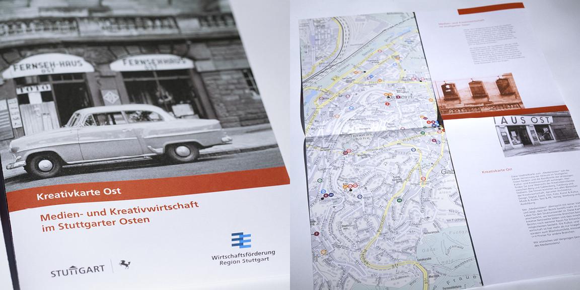 Wirtschaftsförderung Region Stuttgart - Orientierungssystem