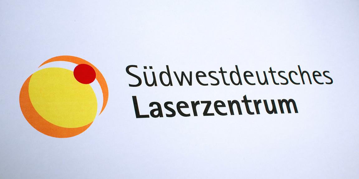 Logoentwicklung, Laserzentrum, Laser
