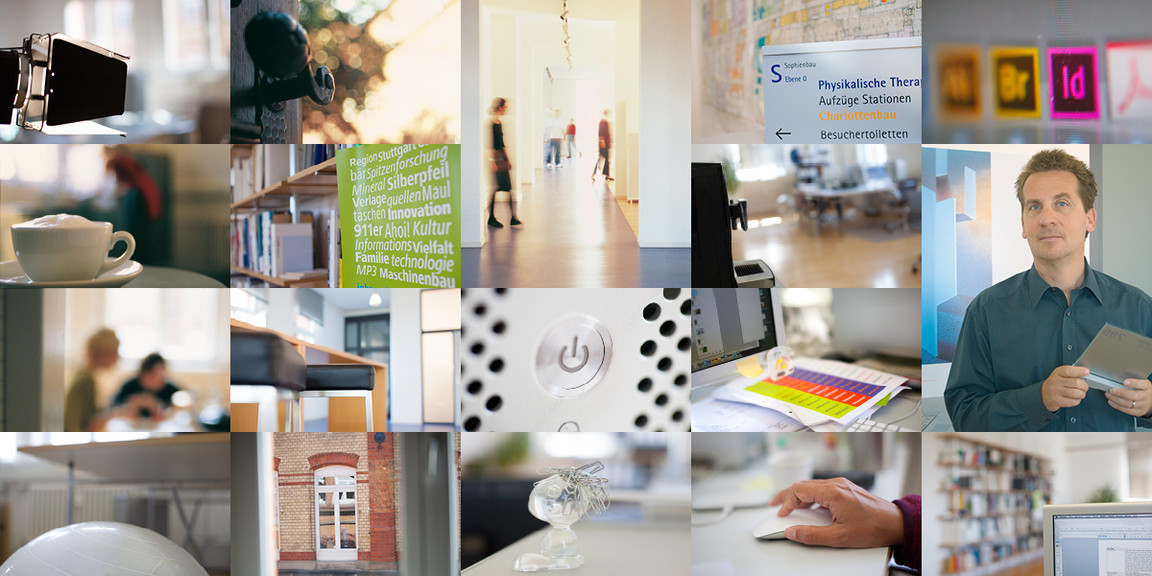 Projektgruppe Visuelle Kommunikation GmbH - Klaus Keller, Diplom, Grafik, Designer