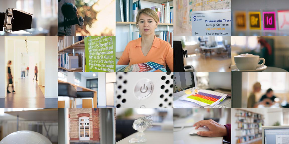 Projektgruppe Visuelle Kommunikation GmbH - Natascha Bisswang, Diplom, Grafik, Designerin