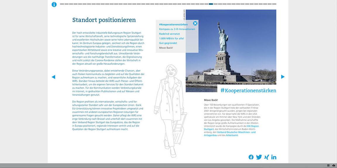 WRS Digitaler Jahresbericht